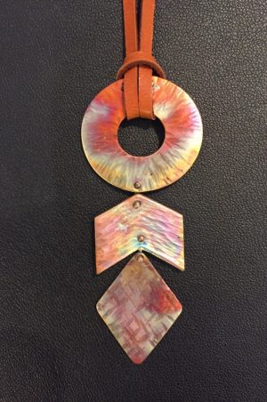Patina Copper Jewelry