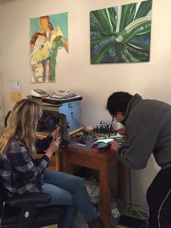 Jewelry Classes with Linda Lewis
